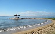 Bãi Biển Sanur ở Bali