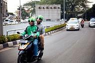 Doanh Nhân Trẻ Indonesia Ra Mắt Dịch Vụ Xe Ôm Uber