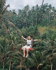Xích đu ''tử thần'' Bali làm chao đảo giới trẻ