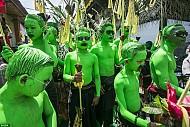 Lễ Hội Truyền Thống Grebeg Độc Đáo Trên Đảo Bali