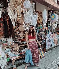 Những nét đặc sắc trong khu chợ trên đảo Bali