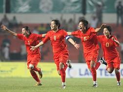 Đội Tuyển BĐ Nữ Việt Nam- Con Đường Vào Tứ Kết Asiad 2018 Và Những Nỗi Niềm Phía Sau Thành Công