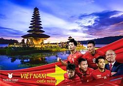 Tour Du Lịch INDONESIA Xem Đá Bóng 6 Ngày 5 Đêm