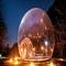 Khách sạn hot rần rần tại Bali: khách sạn bong bóng tắm lộ thiên