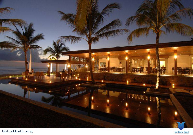 Bất ngờ trước những khu resort sang trọng bậc nhất đảo Bali
