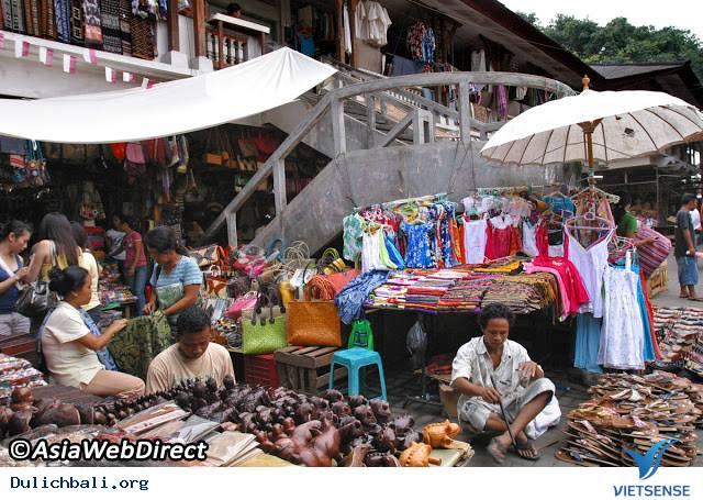 Du lịch Bali không thể bỏ qua chợ nghệ thuật Ubud,du lich bali khong the bo qua cho nghe thuat ubud