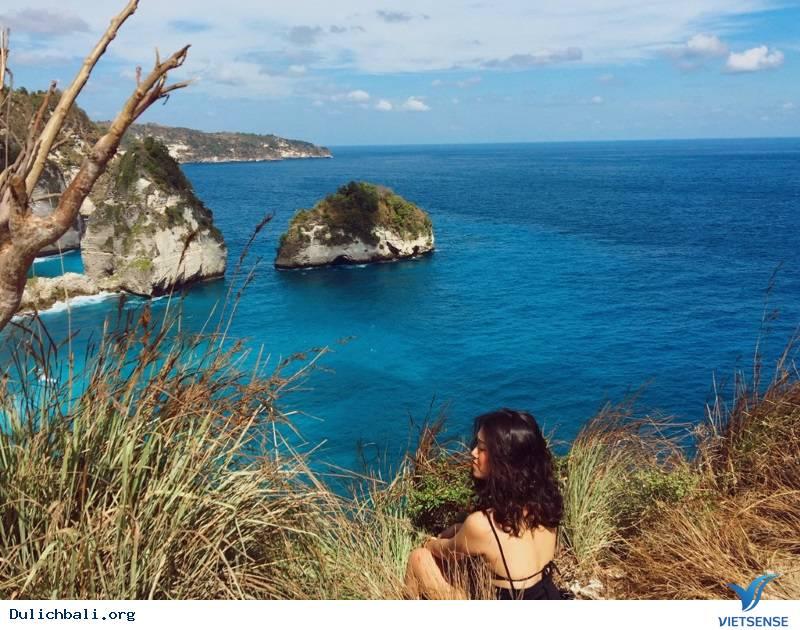 Chinh phục hòn đảo Bali xinh đẹp với cô gái Việt