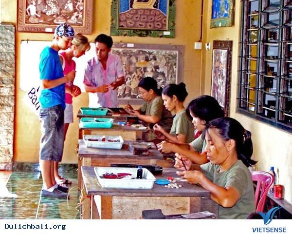 Làng Celuk Bali Indonesia