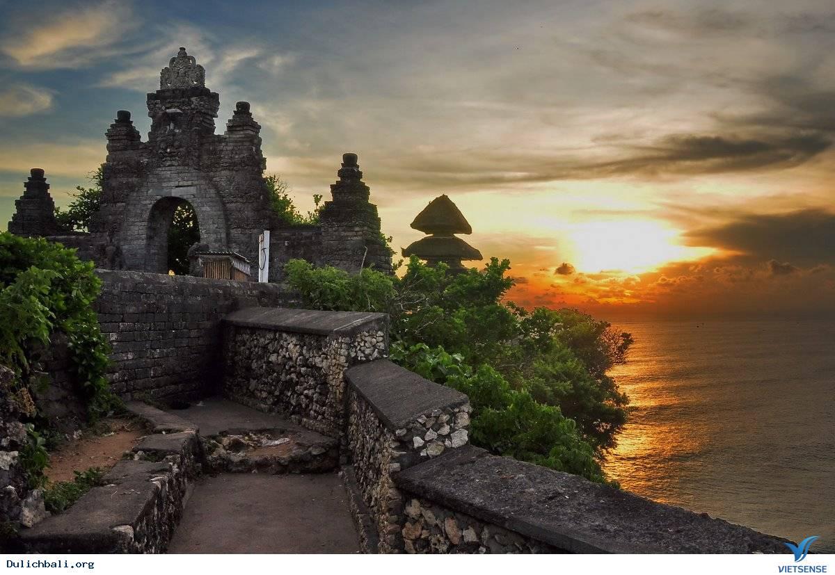 Thiên đường trăng mật ở Bali