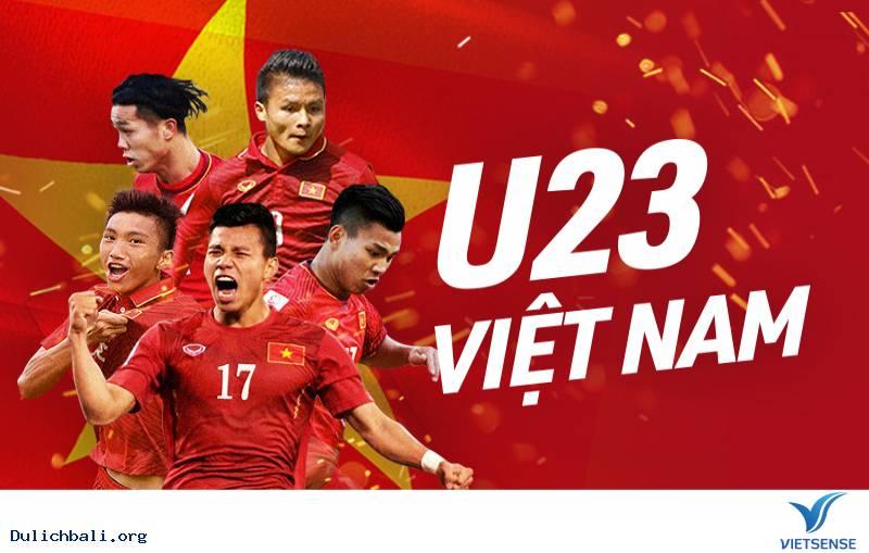 Tour xem bóng đá - Cổ Vũ Đội tuyển U23 Việt Nam Asiad 2018