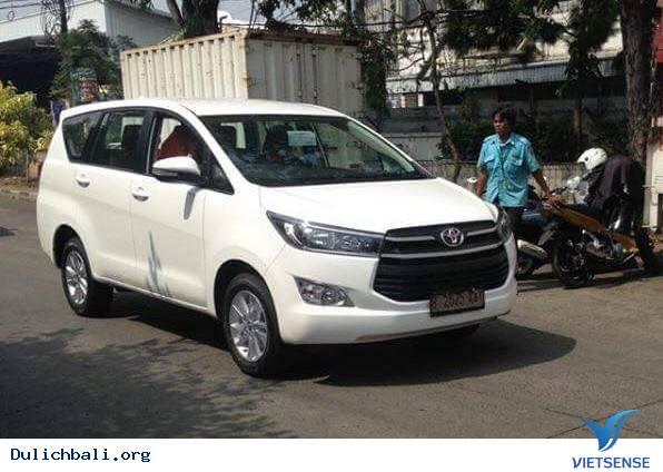 Toyota Innova 2016 Xuất Hiện Trên Đường Phố Indonesia